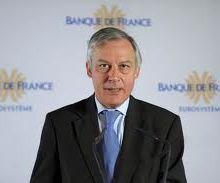 Délires austéritaires et pensée unique : le gouverneur de la Banque de France s'y met aussi.