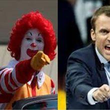 Macron macdonaldise la République (il n'est pas le seul …)