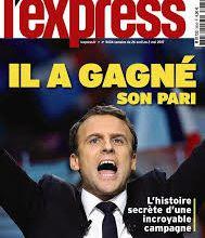 Propagande de L'Express et de BFM pour Emmanuel Macron ?