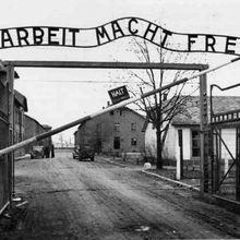 Le camp de concentration d'Auschwitz et la déportation hongroise de 1944.