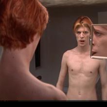 David Bowie, l'acteur