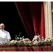 Le message Urbi et Orbi du Pape François pour Pâques : l'Afrique et le Moyen-Orient au coeur de son message de paix