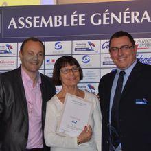 Comité de Gironde de Cyclisme : diplôme d'honneur !