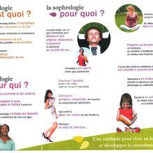 Cet été découvrez la sophrologie à MONTENDRE!