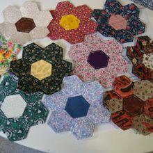 des hexagones pour le FITE