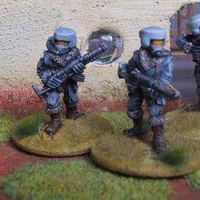 Firefight partie 4 : planetary militia