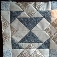 Quilt mystere 20/20