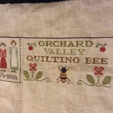 sal Orchard Valley Quilting Bee