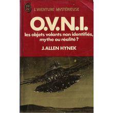 (1974) Les OVNIs Mythe ou Réalité Allen Hynek (1974)
