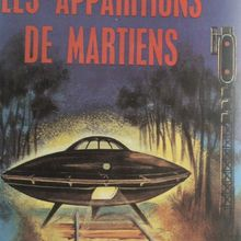 Les apparitions de Martiens - Michel Carrouges (1963)