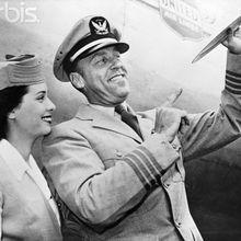 Les disques de Portland et l'observation du vol UAL 105 (1947)