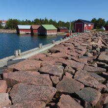 Åland : la Poste de Eckerö