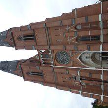 Uppsala 2 : la cathédrale