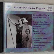 Un CD de Kirsten Flagstad