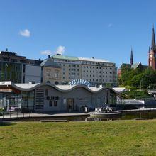 Sundsvall 2 : le centre-ville