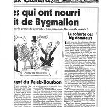 La GLNF citée dans l'affaire Bygmalion-UMP