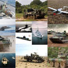 L'année 2013 aura été un bon cru pour les industriels français de l'armement