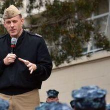 Le vice-amiral Michael Rogers nommé à la tête de la NSA
