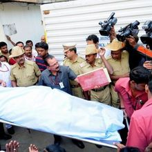 India tightens security after bomb blast in the south