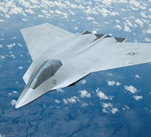 New Budget Will Feature 6th Gen Fighter