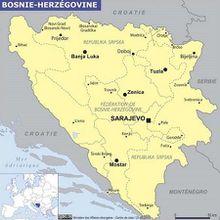 Un « bastion » de l'État islamique découvert en Bosnie-Herégovine