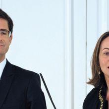 Nicolas Dufourcq et Ségolène Royal, de Bpifrance : Combatifs