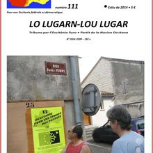 Lu Lugarn N°111 est en ligne