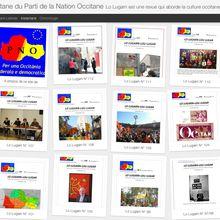 Occitanie : lire Lo Lugarn en ligne