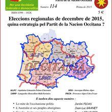 Lo Lugarn, revue occitane, vient de paraître
