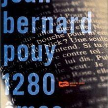 1280 âmes / Jean-Bernard Pouy