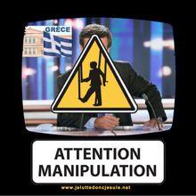 Objet : contre-information vs désinformation sur la Grèce
