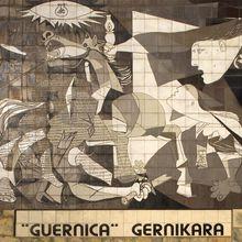 Guernica, le 26 avril 1937