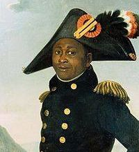 Le 23 août 1791, insurrection des esclaves de Saint Domingue (future Haïti)