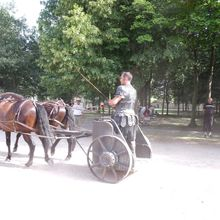 4th meeting with horses in Lunéville