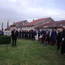 Commemorative events about WW1 in Haraucourt