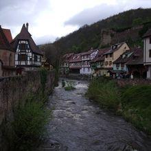 Kaysersberg in Alsace