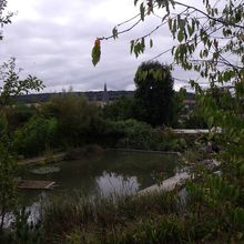 Jardin d'Adoué in Lay-Saint-Christophe on Heritage Days