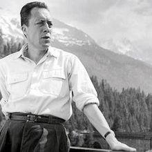 ALBERT CAMUS: DISCOURS DU 10 DÉCEMBRE 1957