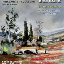 """EXPOSITION DE """"PINCEAUX ET COULEURS"""""""