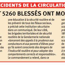 El Watan 05/09/2013, page 28.
