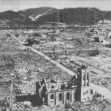 Hiroshima et Nagasaki 5 et 9 août 1945: le mythe d'un opération pour faire capituler le Japon