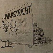 Il ya 25 ans, le PCF disait NON à Maastricht