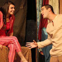 Aladin, le spectacle musical, au Point Virgule