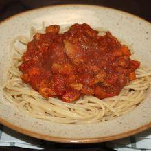 Spaghettis à la bolognaise? Oui mais vegan