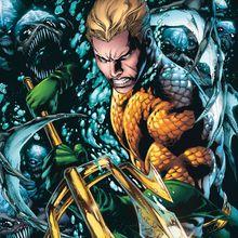 Aquaman #1: Peur Abyssale