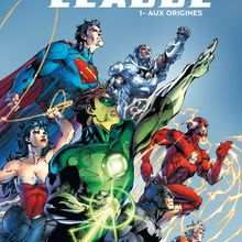 Justice League 1: Aux Origines