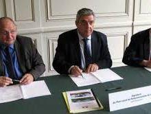 Plan local de redynamisation (PLR) de la Marne Etat - communauté d'agglomération « Cités en Champagne » & communauté de communes de la région de Mourmelon