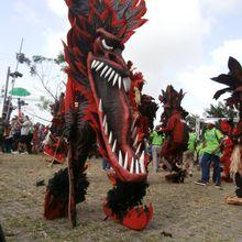 Panama : le Chiriqui et le Festival Diablos et Congos