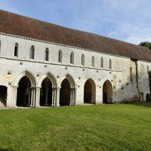 Abbaye de Fontaine Guérard ( Eure 27 ) AA