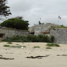 Fort du Martray , Le Martray ( Charentes-Maritimes 17 ) A